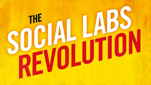 Social Labs Revolution - Zaid Hassan - New Zealand
