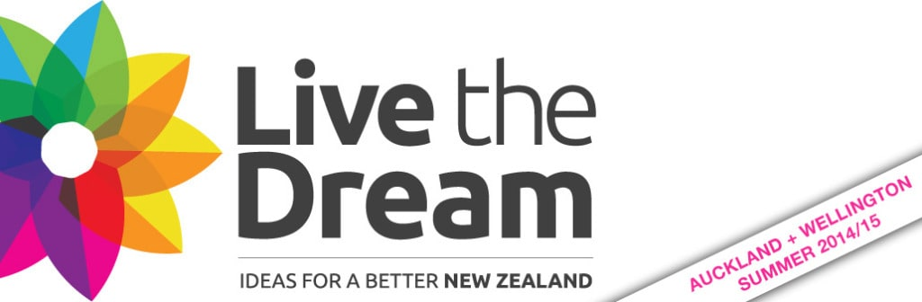 Live The Dream 2014