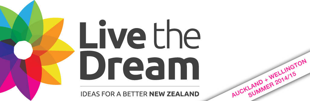 Live The Dream 2014