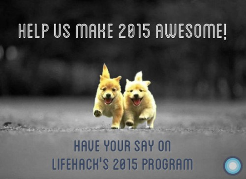 Lifehack Public Survey 2015