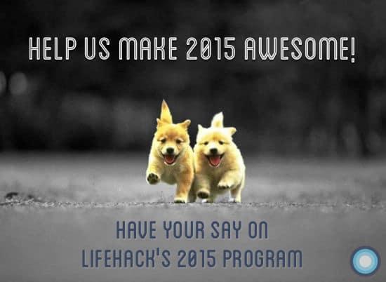 Lifehack Public Survey 2015