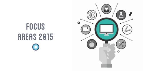 Lifehack Focus Areas 2015