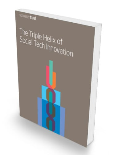 Nominet Trust - Triple Helix Of Social Innovation