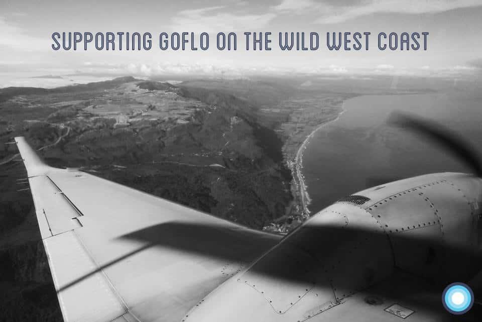 Title Slide - Wild West Coast
