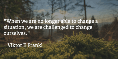 Challenged To Change Ourselves - Lifehack Fellowship