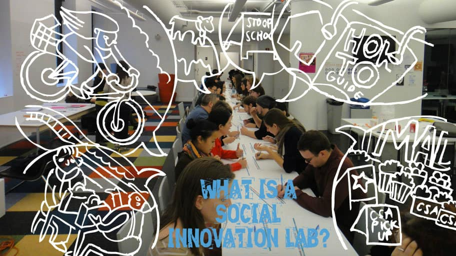 What Is A Social Innovation Lab?