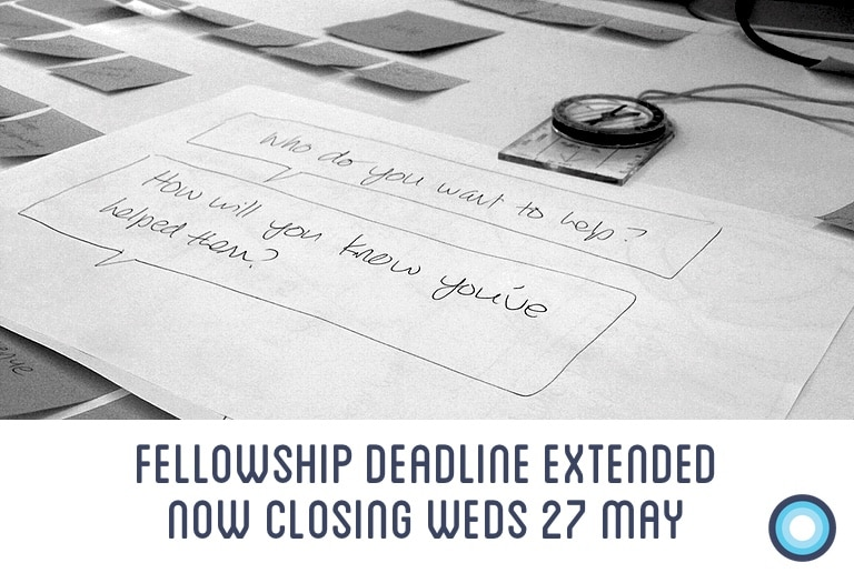 Fellowship Deadline Extension