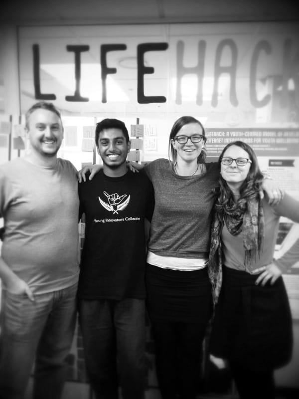 Young Innovators Collective and Lifehack Collaboration