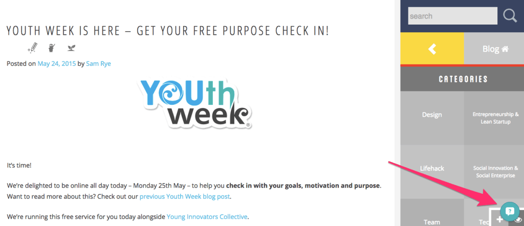 Youth-Week-Purpose-Check-In