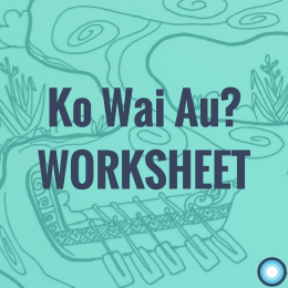 Ko Wai Au Worksheet