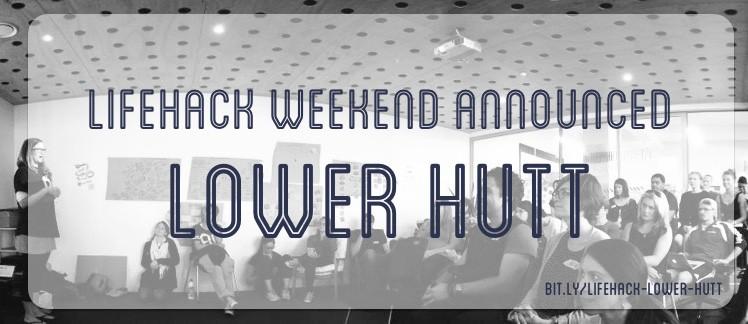 Banner: Lower Hutt announcement