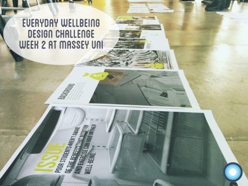 Visual Responses to Everyday Wellbeing Challenge