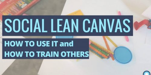Social Lean Canvas