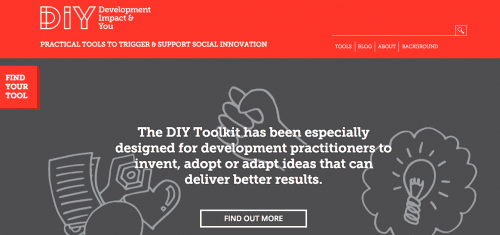 DIY Toolkit - Social Innovation Design Research Resources