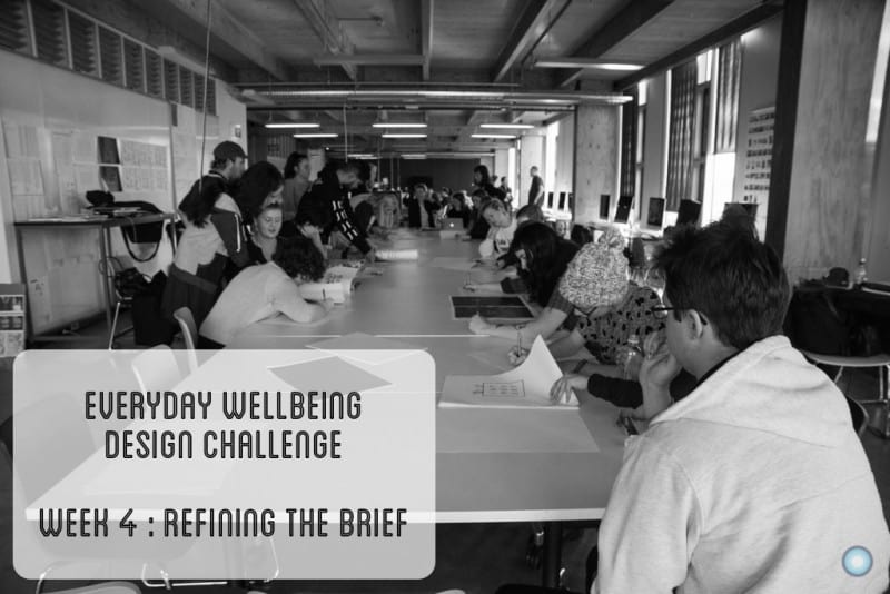 Massey University Design School Students Working On Everyday Wellbeing