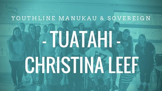 Youthline Manukau & Sovereign