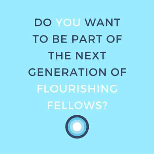 Announcing the Flourishing Fellowship 2016