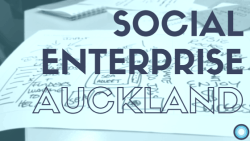 Social Enterprise Auckland Launch
