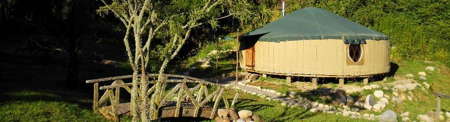 waihoanga yurt