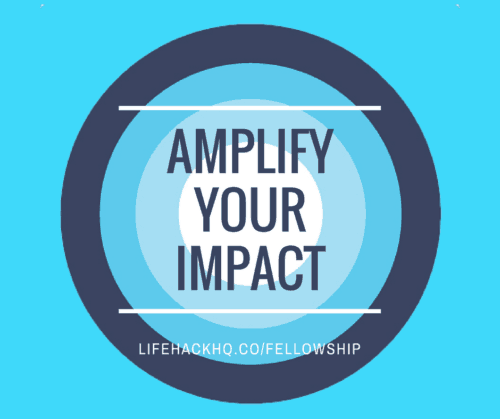 Amp your impact