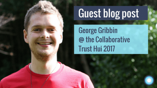 George guest blog