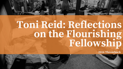 Toni Reid: Reflections on FF