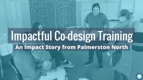 Impactful Co-design Training