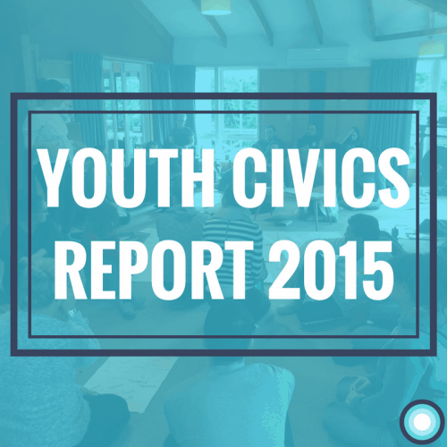Youth Civics Report 2015