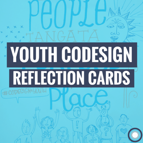 Youth Codesign Reflection Cards